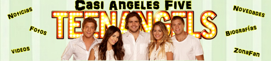 ::Teen Angels Five::