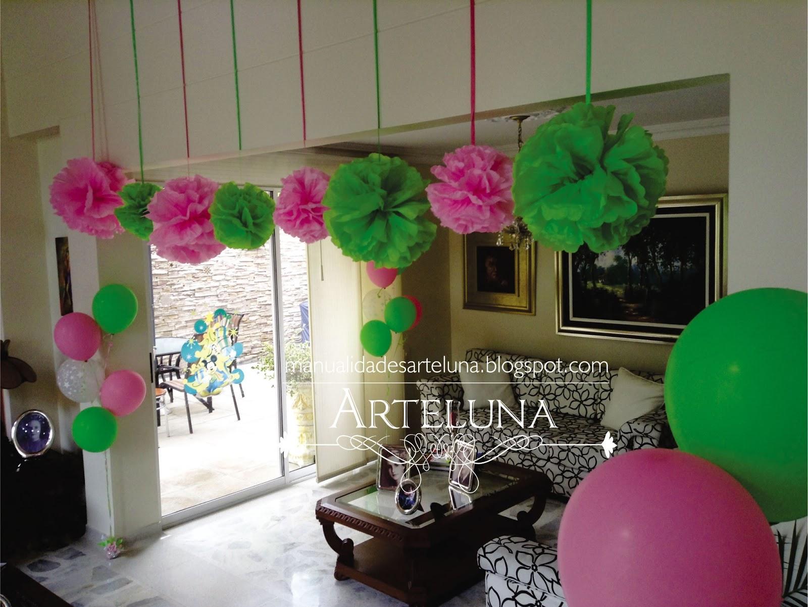 Arte luna decoracion baby shower - Decoracion baby shower ...