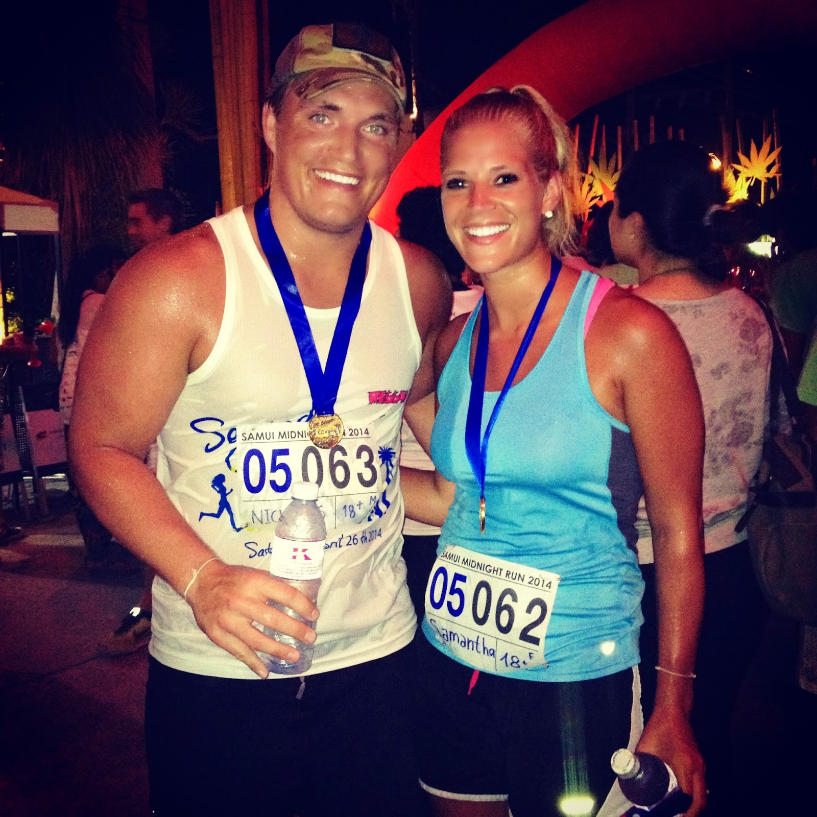 Koh Samui midnight run 5K