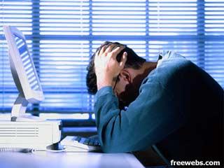 Tanda tanda Fisik Orang yg Mengalami Stress