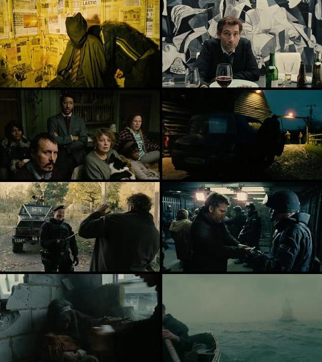 Children of Men 2006 Dual Audio Hindi 480p BRRip 300mb