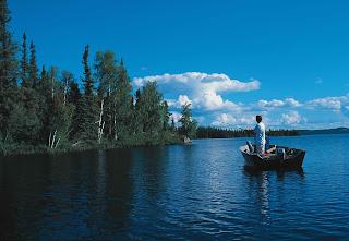 kisah hikah sang pemancing tua