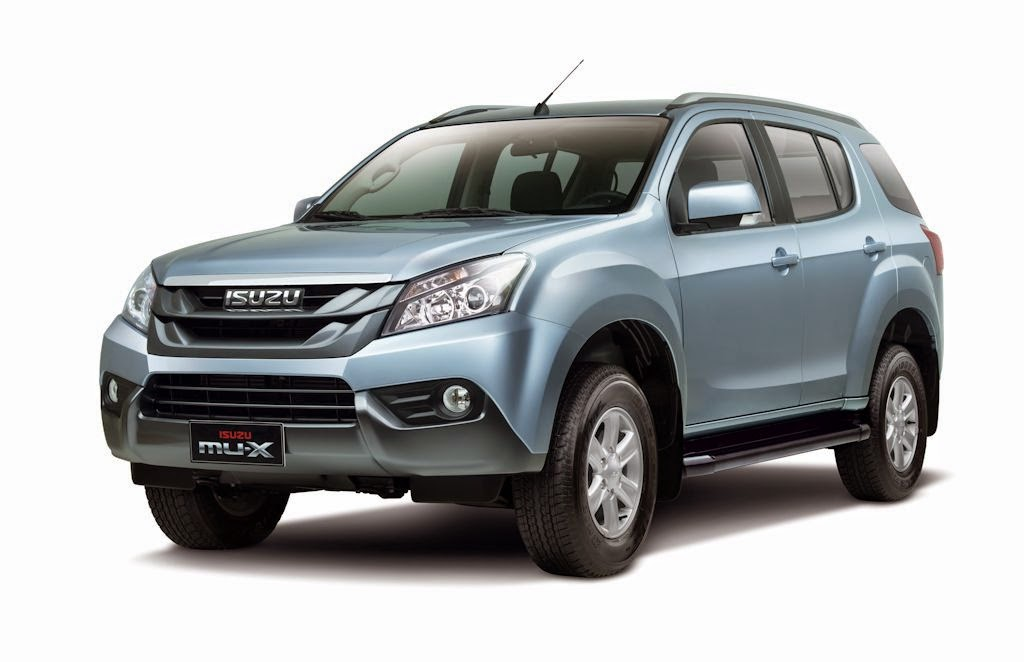 Ford Everest 2015 Vs Isuzu Mu X 2015   Autos Post
