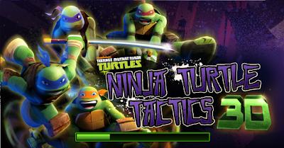 Klik op spel om het spelletje te spelen van Ninja Turtles