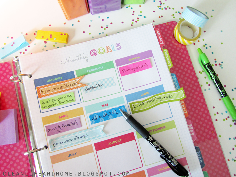Clean Life and Home: FREE Printables