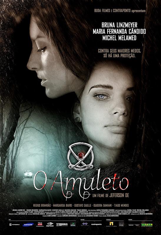 O AMULETO, terror nacional com Bruna Linzmeyer e Maria Fernanda Cândido é recheado com mistérios, bruxaria, assombração e morte...