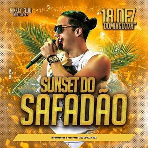 Sunset do Safadão em Marília - SP 18 de Dezembro 2016