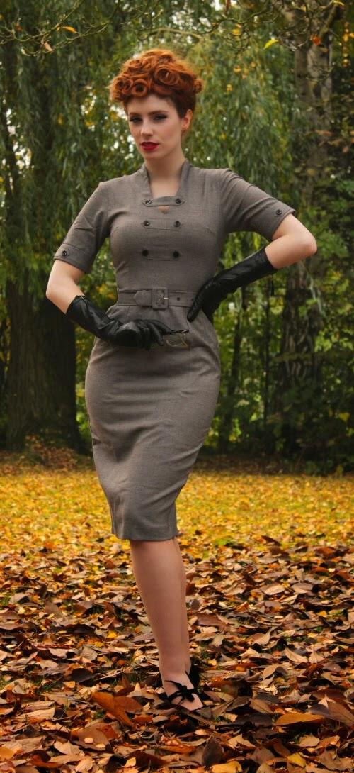 Daisy Dapper Elvy Dress
