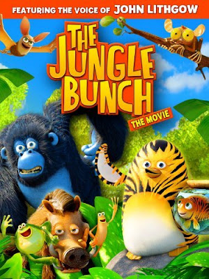 Watch The Jungle Bunch The Movie 2011 Hollywood Movie Online | The Jungle Bunch The Movie 2011 Hollywood Movie Poster