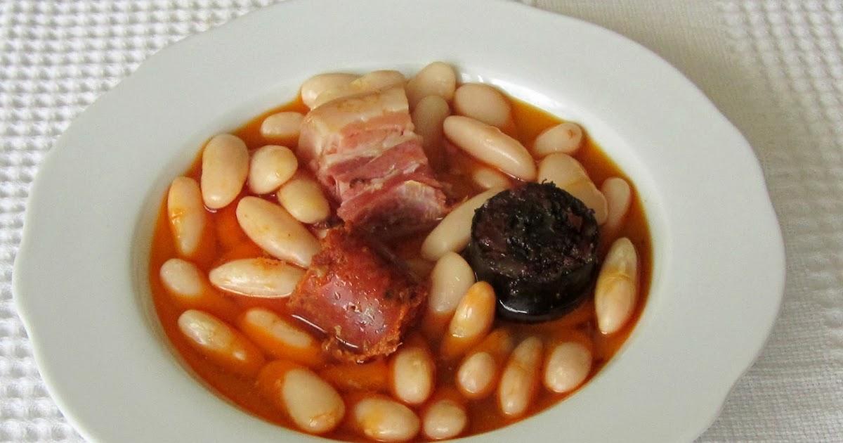 Bloc de recetas fabada asturiana for Como cocinar fabada asturiana