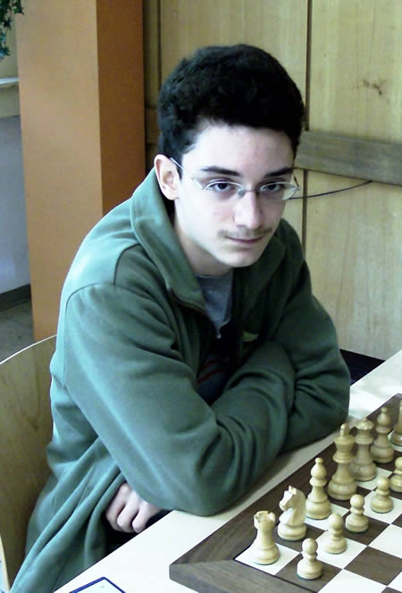 Fabiano Luigi Caruana: a chess prodigy who became the youngest Grandmaster at age 14
