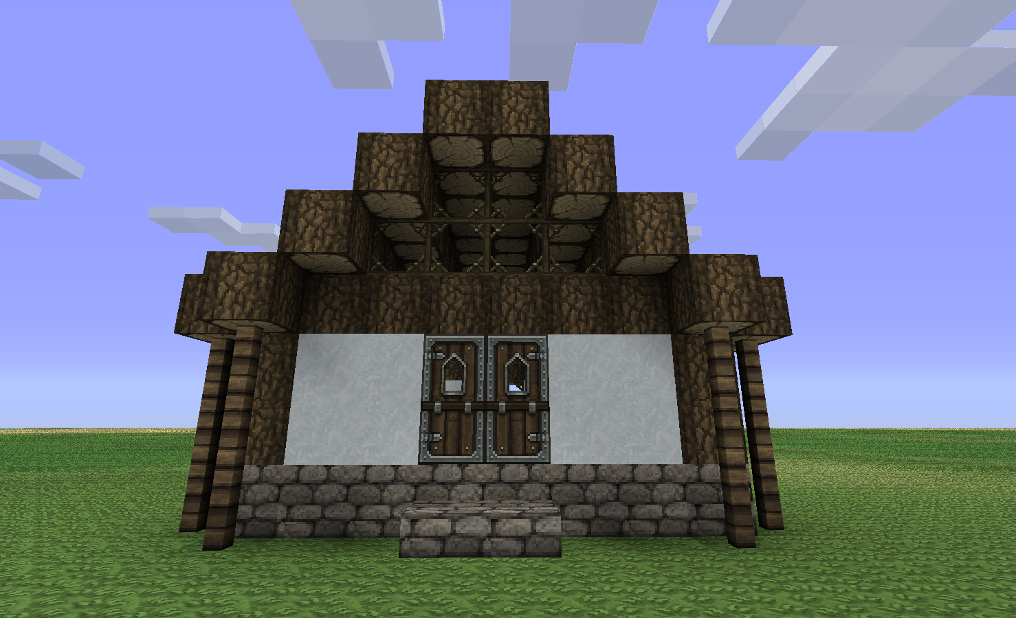 Additionally Minecraft Starter House Designs Together With Minecraft