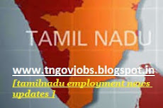 Tamilnadu Employment News