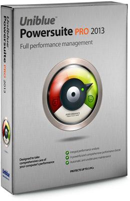 Uniblue PowerSuite Pro 2013 v4.1.4 Español Descargar 1 Link