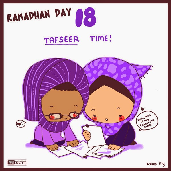 Ramadan: Do you think it is wrong to listen to Quran while reading/writing something?