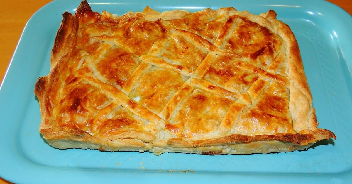 El placer de cocinar empanada de bacon y queso de cabra Cocinar queso de cabra
