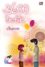 colours of my novel 3600 detik charon