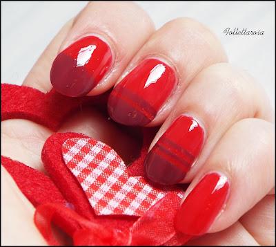 tutorial facile nail art autunno 2015