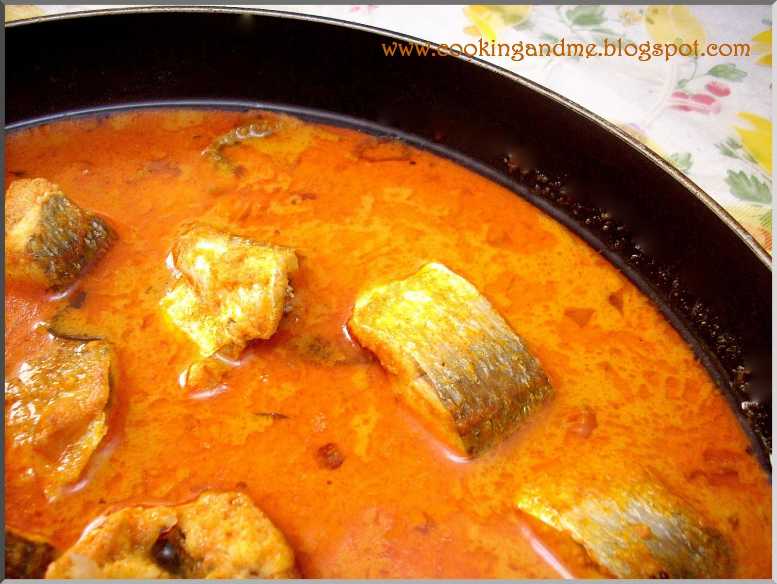 Kerala fish curry with coconut recipe for Fish cooking recipes