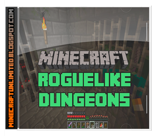 Roguelike Dungeons Mod Minecraft