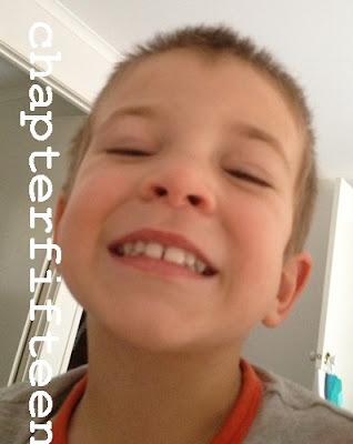 Oliver Crazy Smile
