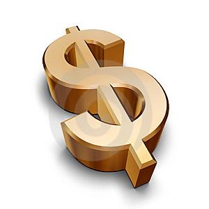 signo dolar