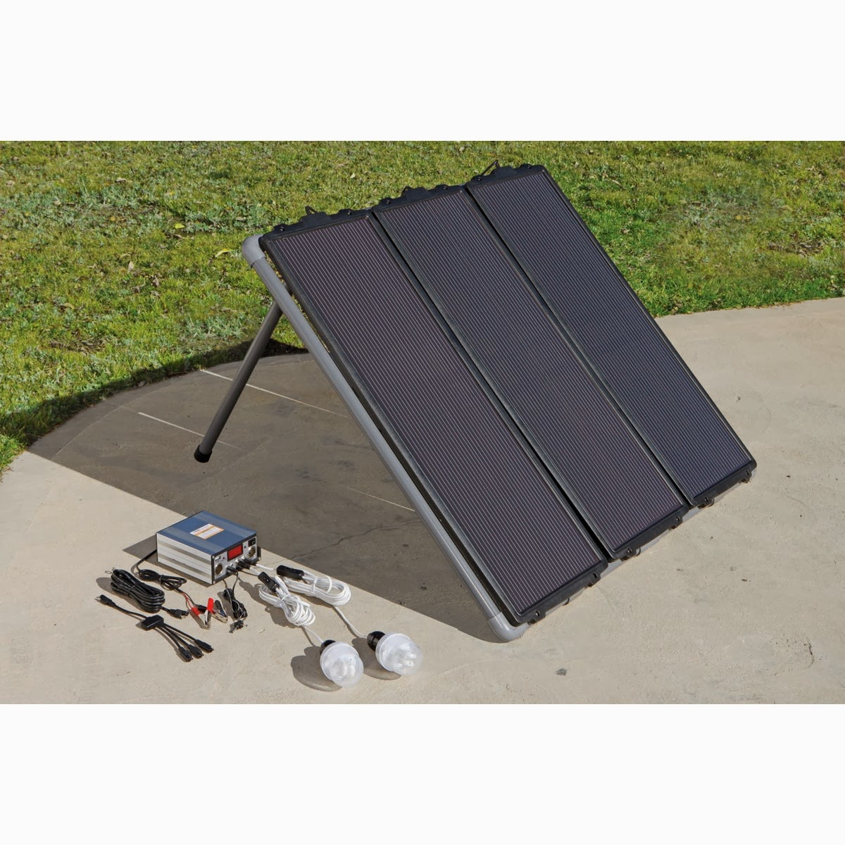 Main Components of Solar Panel Kits