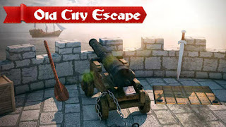 Screenshots of the Old city escape for Android tablet, phone.