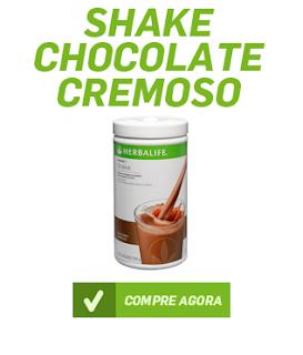 Shake Herbalife Chocolate Cremoso