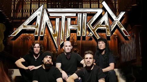 Anthrax - Discografia completa