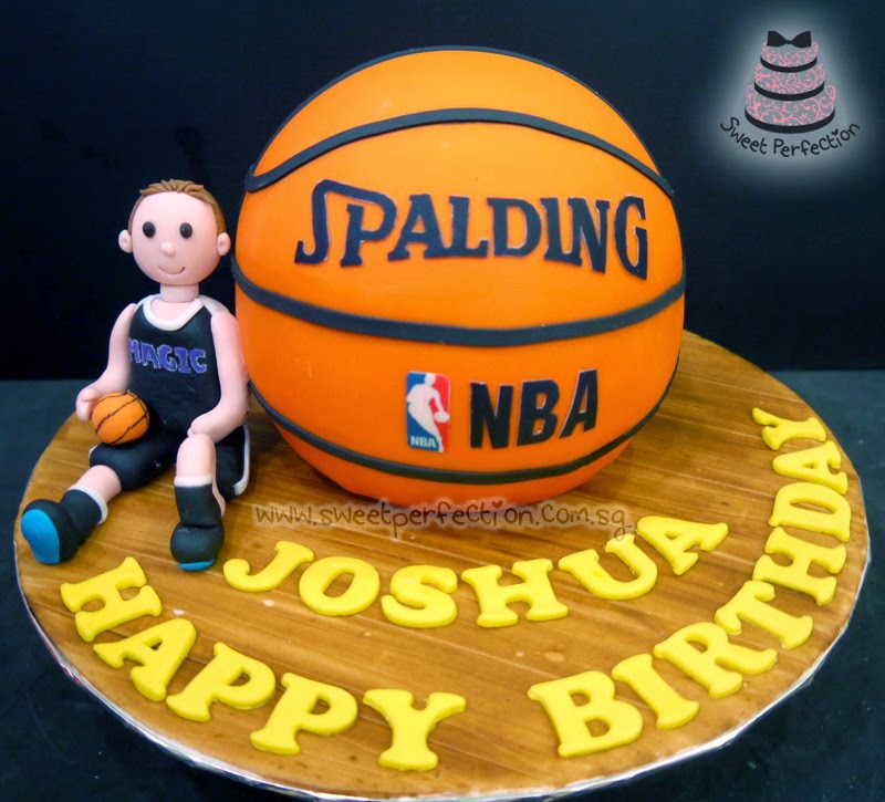 Sweet Perfection Cakes Gallery Code Basketball01 Joshua