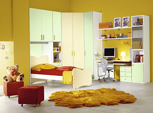 Choosing a bedroom for teenage girls ~ Home Interior Ideas