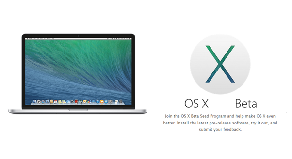 Download Mac OS X Betas Version  Goes Public