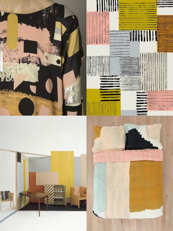 Trends eclectic trends a w 2016 17 global color for Decoration maison tendance 2018