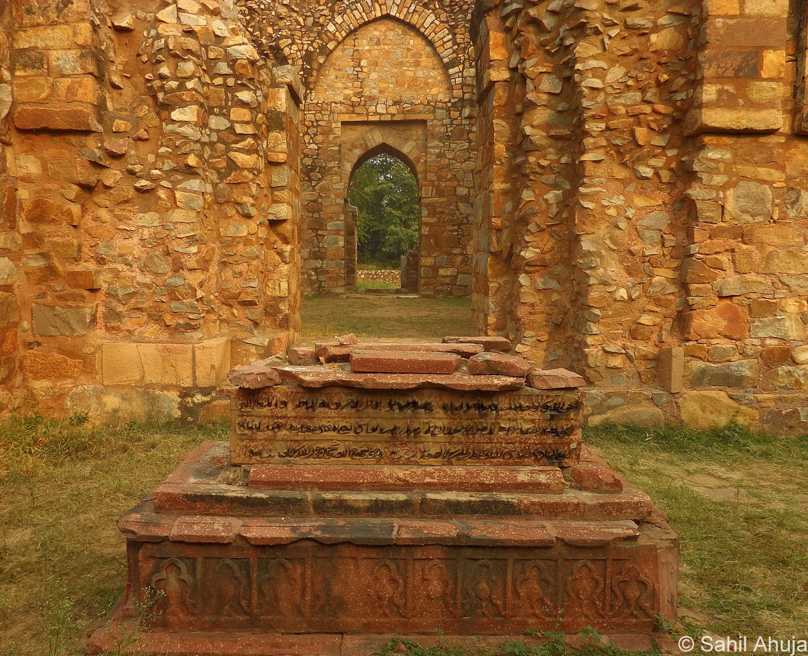 Ghiyasuddin Balban Tomb Pixelated Memories: Kh...