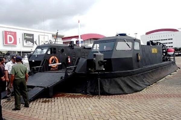 Hovercraft Kartika