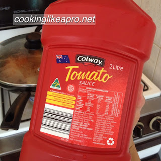 Colway Tomato Sauce
