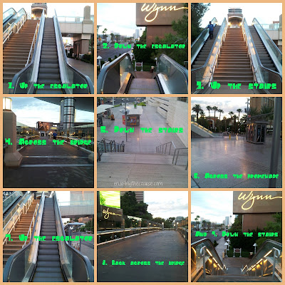 Vegas Stairs Workout