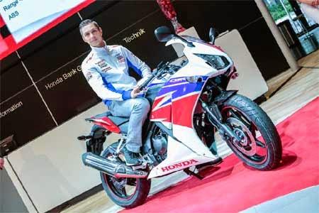 Honda CBR 250R INTERMOT
