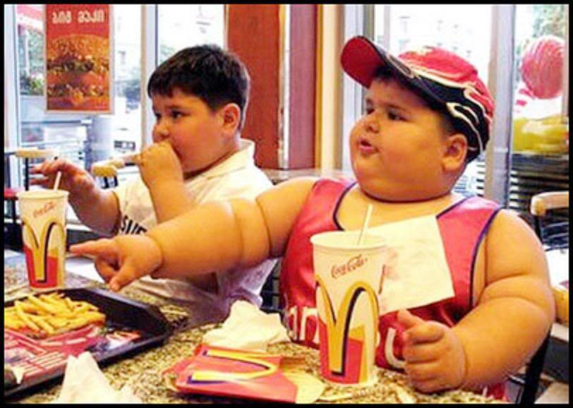 Childhood Obesity in South Africa