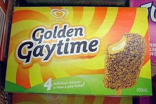 Golden Gaytime ice cream