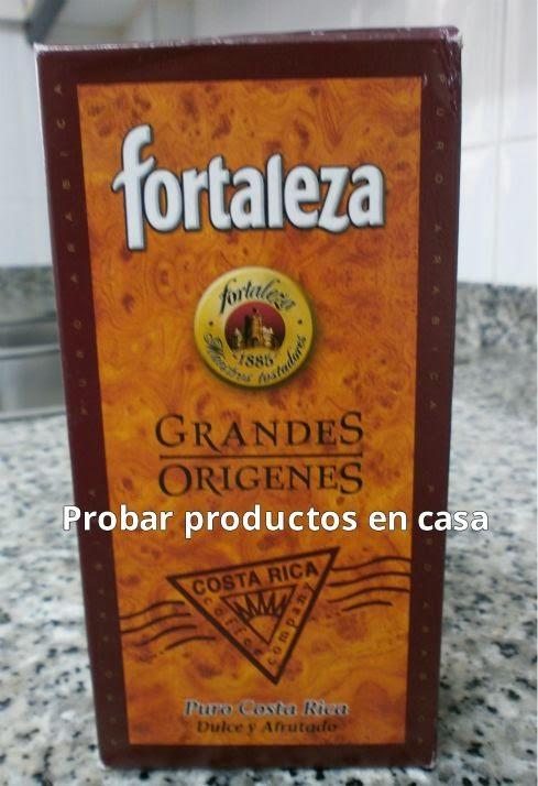 Café Fortaleza Grandes Origenes
