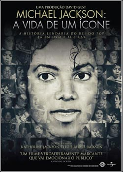 michael Download   Michael Jackson: A Vida de um Ícone   BDRip AVi Dual Áudio + RMVB Dublado (2011)