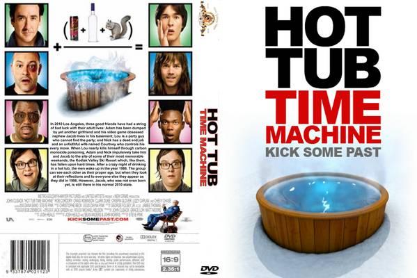 stay tub time machine