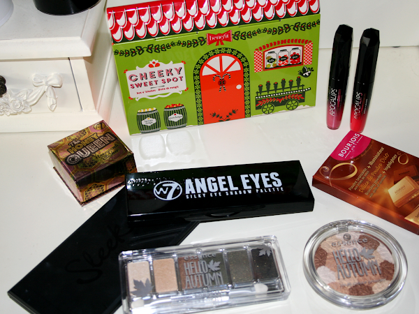 Beauty Products I've Yet To Try ♥