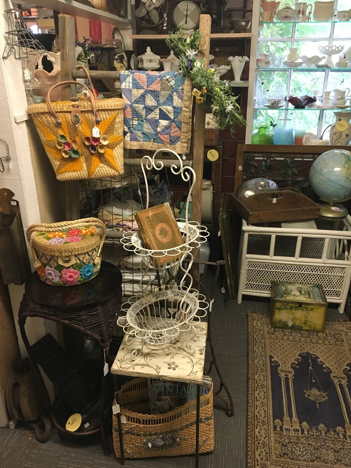 My Space at Carriage House Antiques