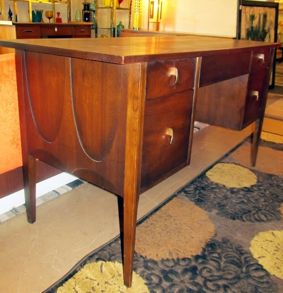 Popular Mid Century Austin Find Broyhill Desks