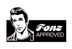 Fonz Approved