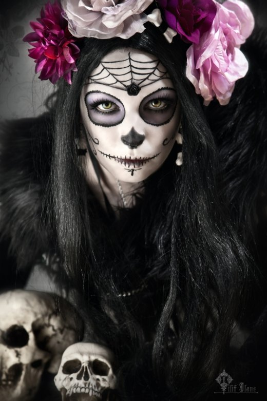 Dia de los Muertos por LilifIlane