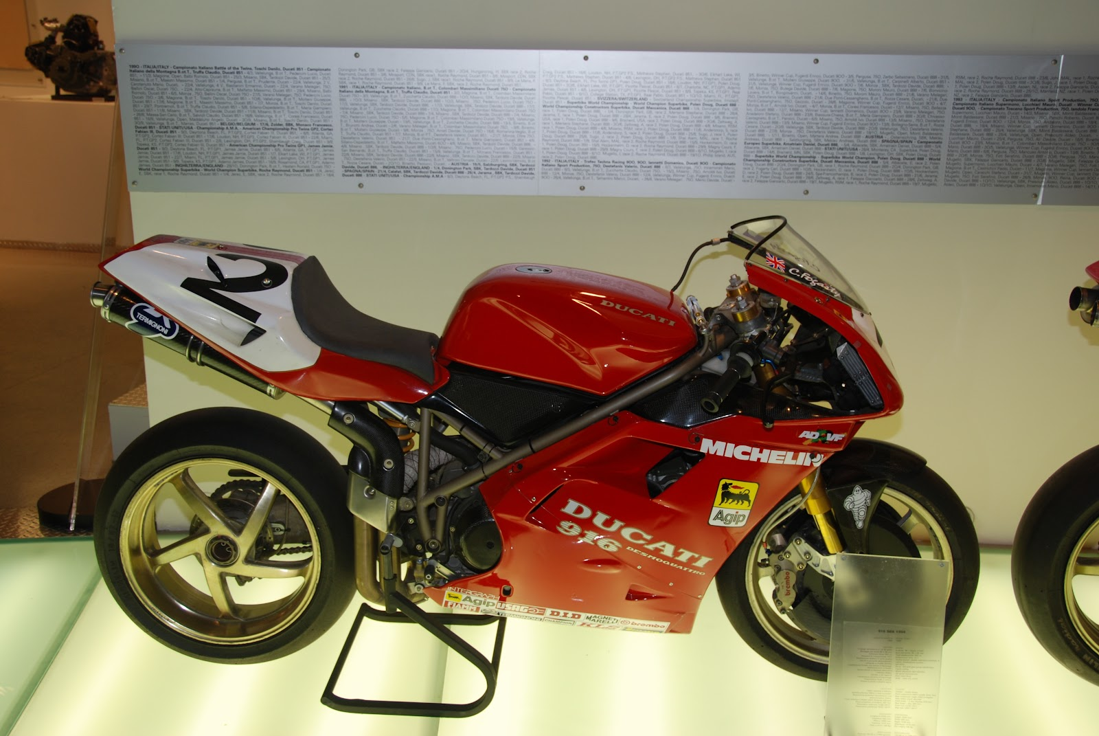 Italy Motorcycle Factory Tours